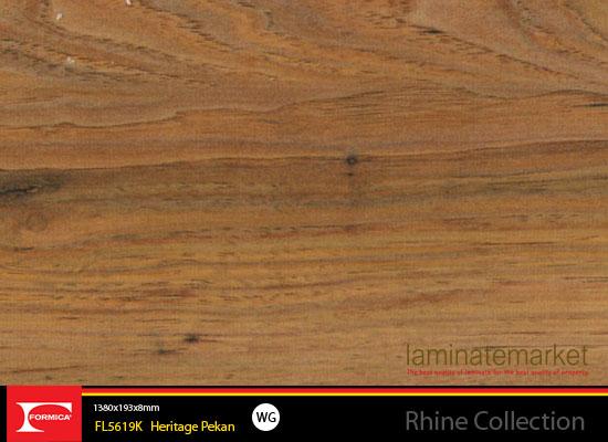 พื้นไม้ลามิเนต Formica FL5619k