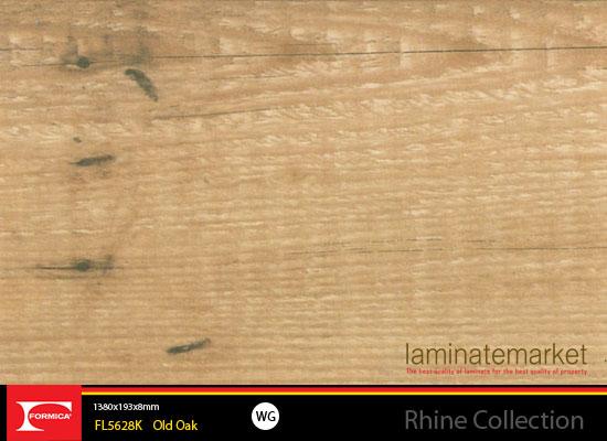 พื้นไม้ลามิเนต Formica FL5628k